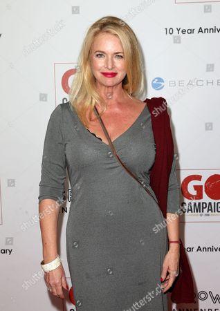 Stock Picture of Donna Dixon