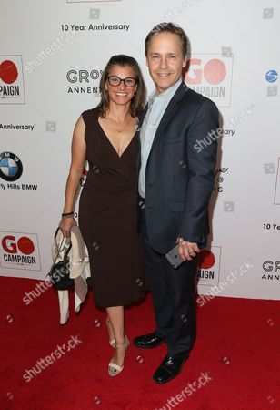 Editorial picture of GO Campaign Gala, Hauser Wirth and Schimmel, Los Angeles, USA - 05 Nov 2016