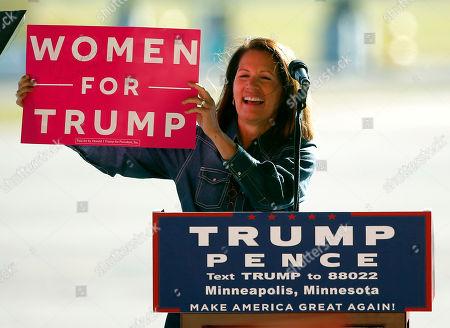 Editorial picture of Campaign 2016 Trump, Minneapolis, USA - 06 Nov 2016