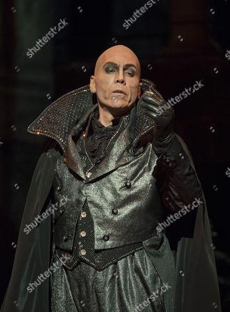 Thomas Hampson as Dappertutto