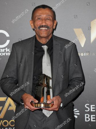 Editorial photo of 20th Annual Hollywood Film Awards, Arrivals, Los Angeles, USA - 06 Nov 2016