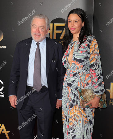 Editorial picture of 20th Annual Hollywood Film Awards, Arrivals, Los Angeles, USA - 06 Nov 2016