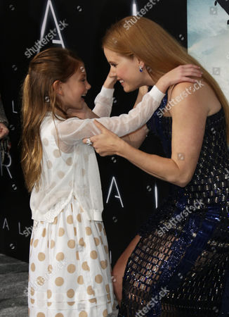 Abigail Pniowsky and Amy Adams