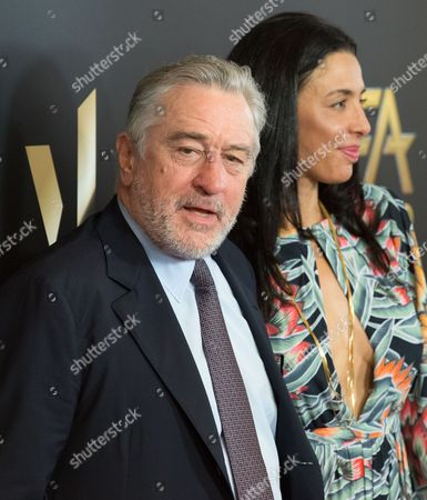 Robert De Niro, Drena De Niro