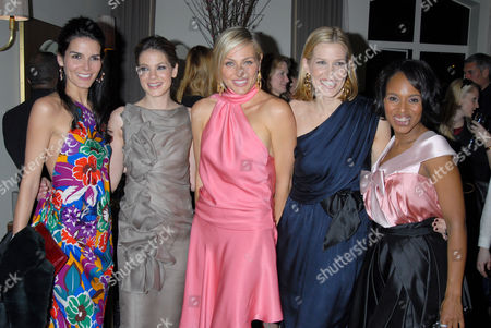Editorial picture of Red Carpet Collections Party at the Sunset Tower Hotel, Los Angeles, America - 21 Feb 2008