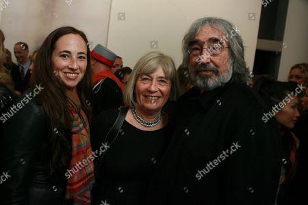 Rebecca, Ruth and Jake Bloom