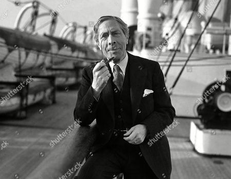 Editorial photo of England George Arliss
