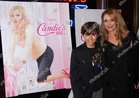 Jansen Panettiere and mother Lesley Panettiere