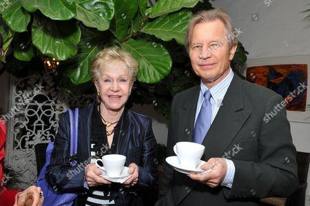 Patricia McCallum and Michael York