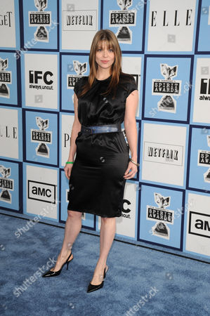 Editorial image of The Independent Spirit Awards, Santa Monica, America - 23 Feb 2008