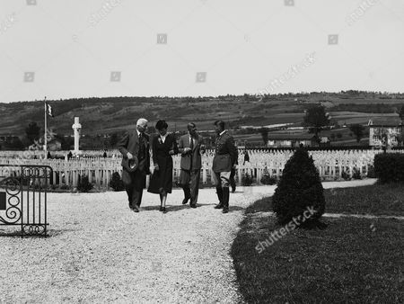 Editorial picture of France Duke and Duchess of Windsor, Verdun, France