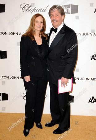 Patricia Hearst and Bernard Hearst