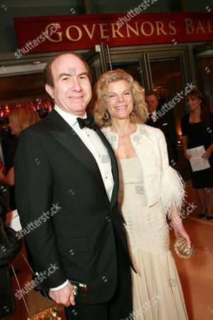 Philippe P. Dauman and Debbie Dauman