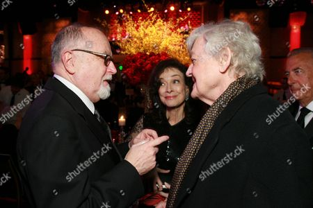 Stock Picture of Gil Cates, Dixie Carter and Hal Holbrook
