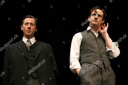 'An English Tragedy' - Nicholas Rowe as Mr Taylor and Richard Goulding as John Amery