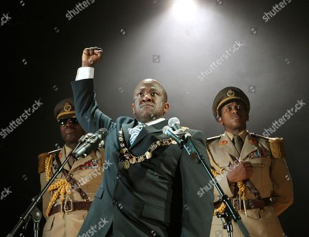 Editorial image of 'The Resistible Rise of Arturo Ui' at the Lyric Theatre, London, Britain - 19 Feb 2008