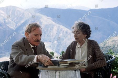 'Staying On' TV - 1980 - Celia Johnson and Trevor Howard