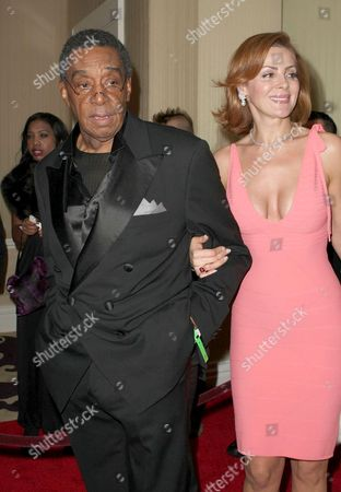 Don Cornelius and guest