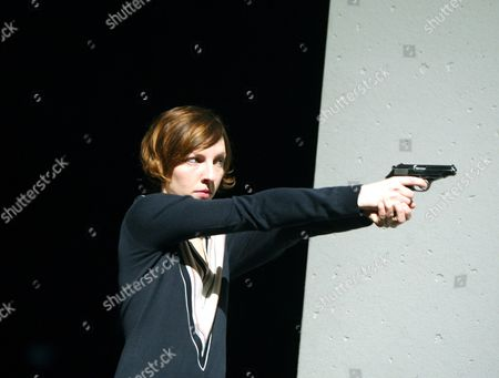 'Hedda Gabler' - Katharina Schuttler as Hedda