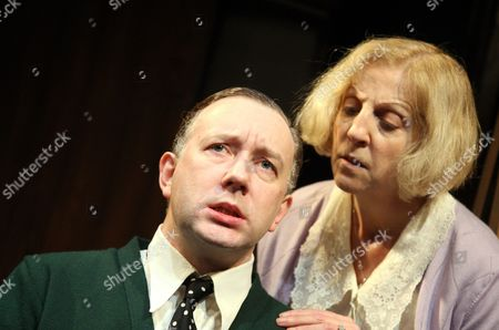 Editorial picture of 'Plague Over England' by Nicholas de Jongh at the Finborough Theatre, London, Britain  - 26 Feb 2008