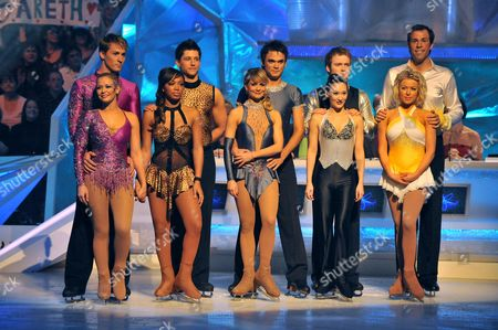 Editorial image of 'Dancing On Ice' TV programme series 3, London, Britain - 02 Mar 2008