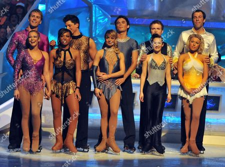 Editorial picture of 'Dancing On Ice' TV programme series 3, London, Britain - 02 Mar 2008