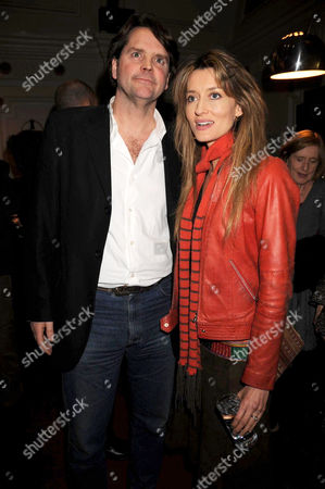 Barnaby Thompson and Natascha McElhone