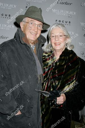Stock Picture of Edwin Sherin and Jane Alexander