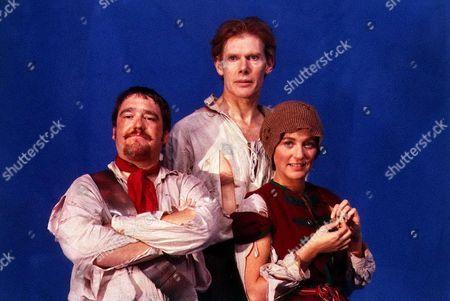 'Return of the Antelope' TV - 1986 - Brelca [Gail Harrison]