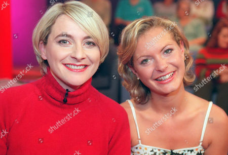 'Soap Fever'  TV - 2000 - Emma Kennedy and Tracy Shaw.