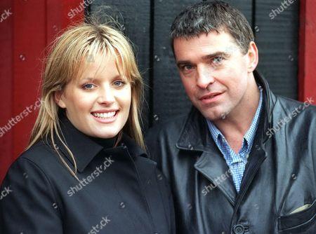 'Soap Fever'  TV - 2000 - Davinia Taylor and David Easter