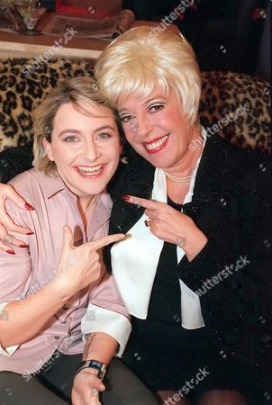 'Soap Fever'  TV - 2000 - Emma Kennedy and Julie Goodyear