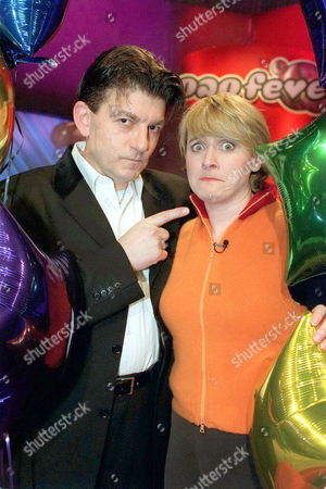 'Soap Fever'  TV - 2000 - John Altman and Emma Kennedy