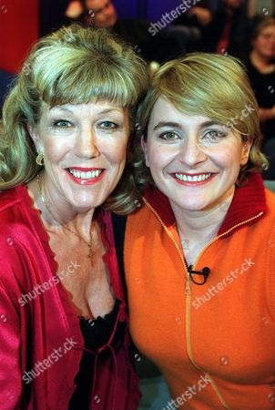 'Soap Fever'  TV - 2000 - Sue Nicholls and Emma Kennedy