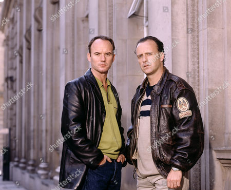 Paul Usher (right) and Mark Womack in 'Liverpool 1'