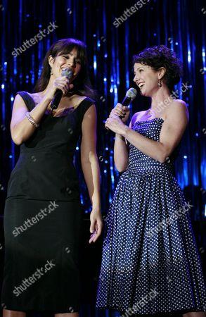 Ana Ortiz and Jean Louisa Kelly
