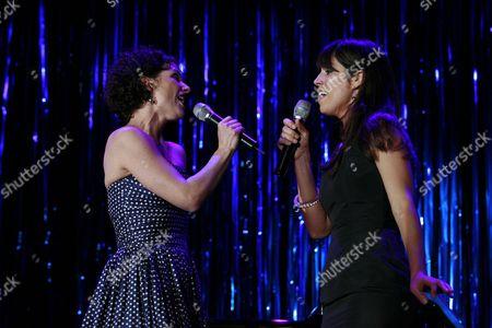 Jean Louisa Kelly and Ana Ortiz
