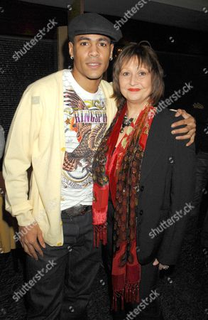 Michael Harvey and Annie Mckale PR of the Millennium hotel