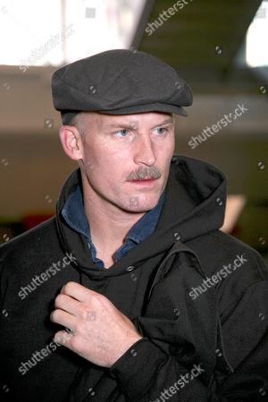 Artist Matthew Barney