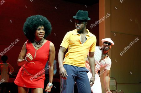 Editorial image of 'The Harder They Come' Musical, Barbican Theatre, London, Britain - 07 Mar 2008