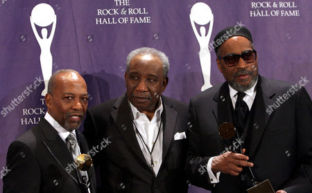 Jerry Butler with Leon Huff and Kenneth Gamble