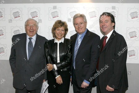 Henry Sandon, Hilary Kay, Michael Aspel, Eric Knowles