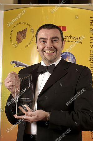 'RTS North West Awards' - 2003 - Steven Roberts