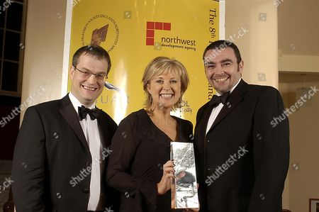 'RTS North West Awards' - 2003 - Mark Alderton, Lucy Meacock and Steven Roberts