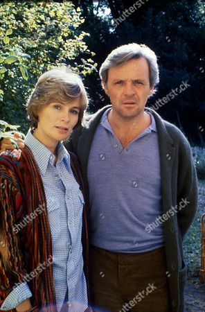 'A Married Man'  TV - 1983 - Anthony Hopkins as John Strickland and Ciaran Madden as his wife Clare