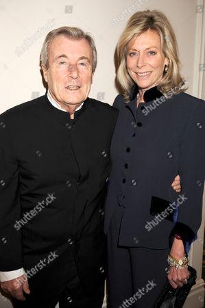 Terry O'Neill and Lorraine Ashton
