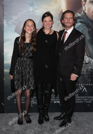Kristin Ryder, Aaron Ryder and Daughter