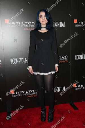 Editorial image of 9th Hamilton 'Behind The Camera Awards', Los Angeles, USA - 06 Nov 2016