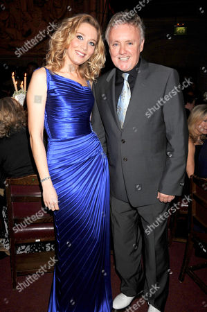 Natasha Marsh and Roger Taylor