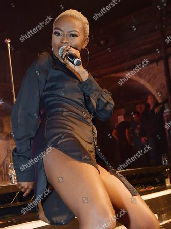 Editorial photo of Gifty Louise in concert, G-A-Y, London, UK - 06 Nov 2016